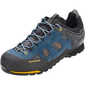 Mammut Ayako Low GTX Shoes Men dark cloud-dark radiant